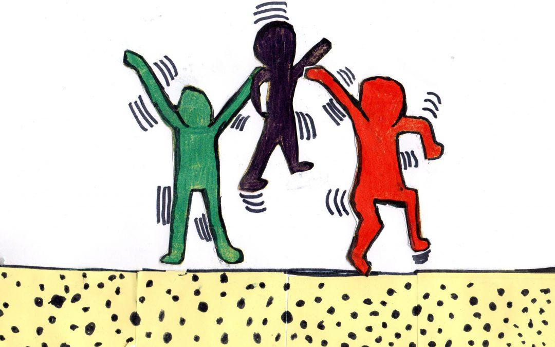 Keith Haring Projekt