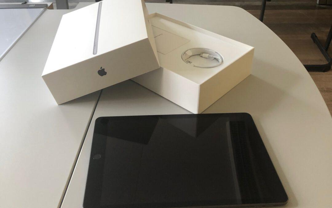 """""""iPad"""" Projekt"""
