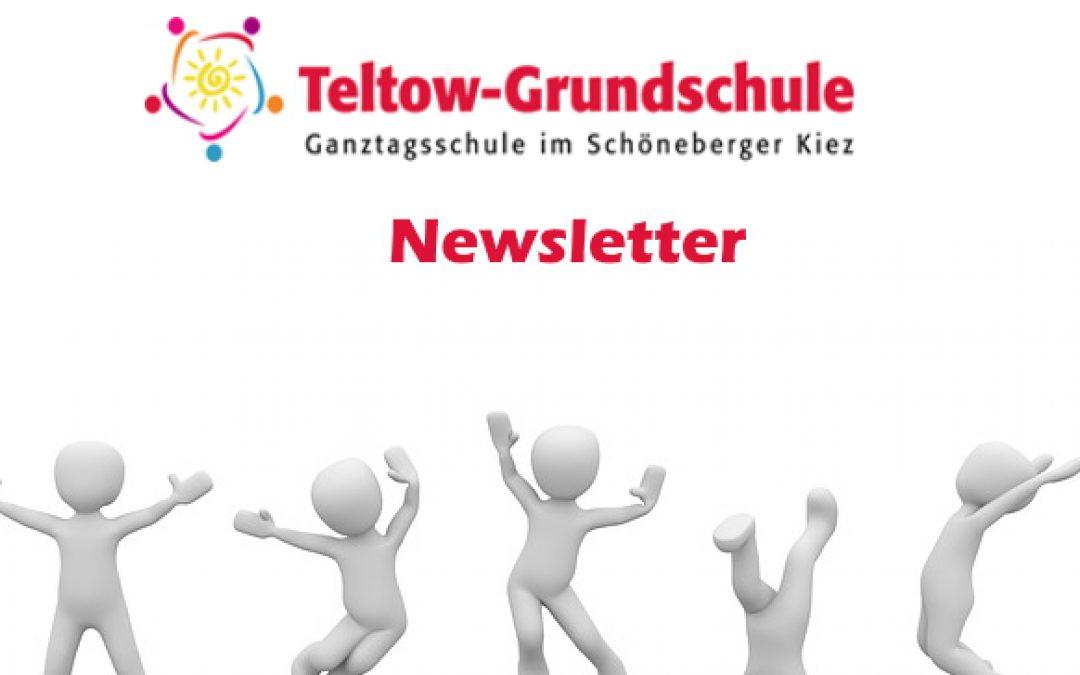 Newsletter für Teltow-GS